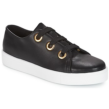Shoes Women Low top trainers André SPIKE Black