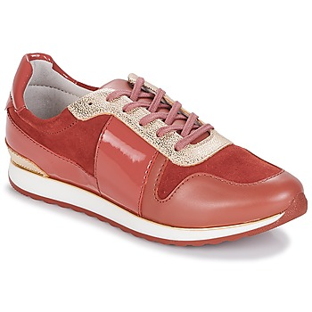 Shoes Women Low top trainers André SPRINT Pink
