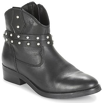 Shoes Women Mid boots André ARABELLA Black
