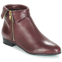 Shoes Women Mid boots André PIMENTO Bordeaux