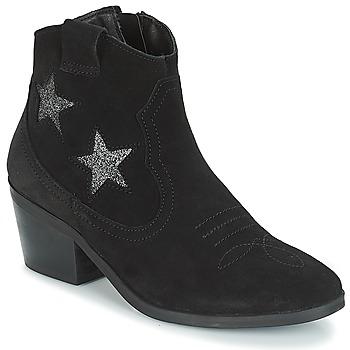 Shoes Women Ankle boots André CELESTE Black