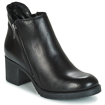 Shoes Women Ankle boots André TURBULENT Black