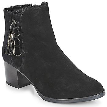 Shoes Women Ankle boots André MISS Black