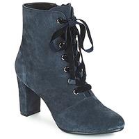 Shoes Women Ankle boots André JUSTINE Blue