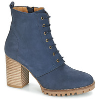 Shoes Women Ankle boots André ROVER Marine