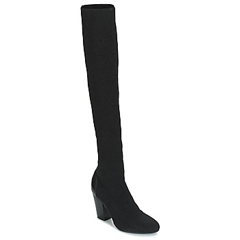 Shoes Women High boots André CATWALK Black