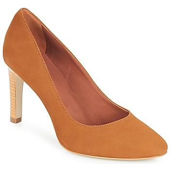 Shoes Women Court shoes André MANUELA Camel