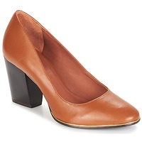 Shoes Women Court shoes André RIZZO Camel