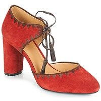 Shoes Women Court shoes André ALLEGRA Red