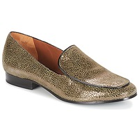 Shoes Women Loafers André BOLINIA Gold