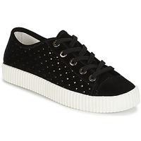 Shoes Women Low top trainers André STARLIGHT Black
