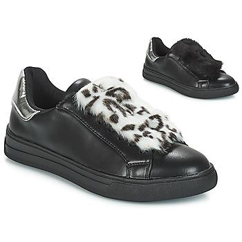 Shoes Women Low top trainers André LEXIE Black