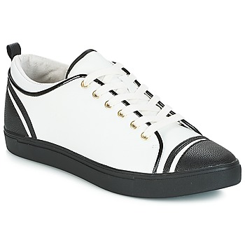 Shoes Women Low top trainers André LEANE White