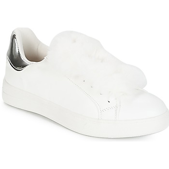 Shoes Women Low top trainers André LEXIE White