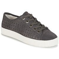 Shoes Women Low top trainers André STARLIGHT Grey