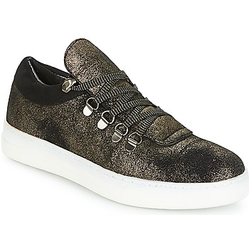 Shoes Women Low top trainers André ALPINE Black