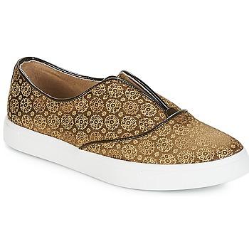Shoes Women Slip ons André ROYAUME Kaki