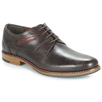 Shoes Men Derby shoes André MESSIRE Brown