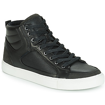Shoes Men High top trainers André ROLLER Black