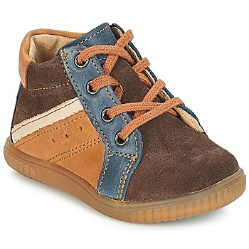 Shoes Boy Mid boots André W Brown