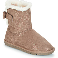 Shoes Girl Mid boots André PATAGONIE Beige