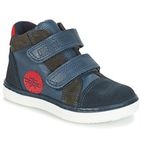 Shoes Boy High top trainers André JET Blue