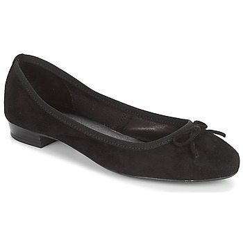 Shoes Women Ballerinas André CINDY Black