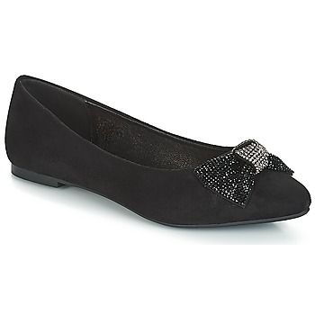 Shoes Women Ballerinas André FAUTIVE Black