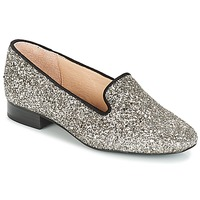 Shoes Women Ballerinas André ATOMIC Silver