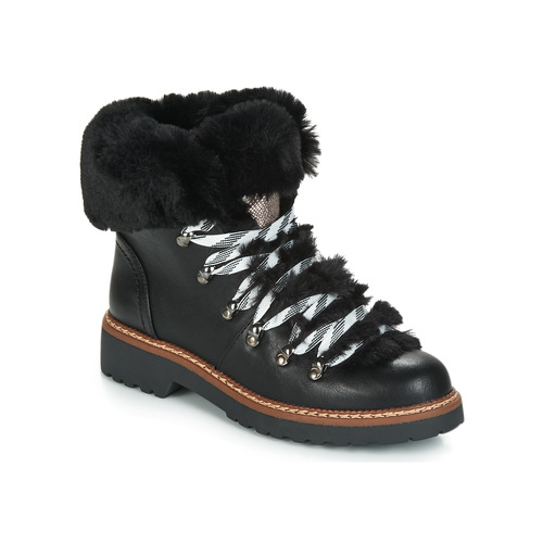 Shoes Women Ankle boots André TABULAE Black