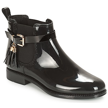 Shoes Women Mid boots André JAMES Black