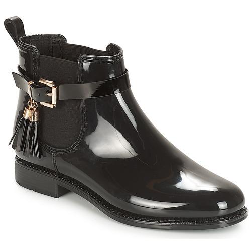 Shoes Women Mid boots André JAMES Black