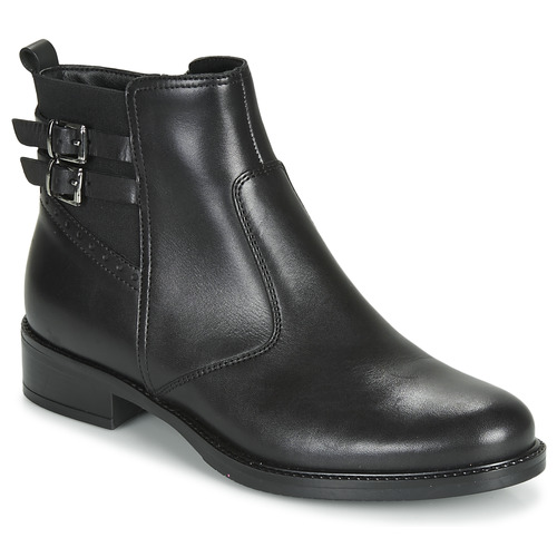 Shoes Women Mid boots André CARLIN Black