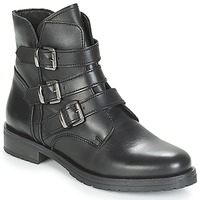Shoes Women Mid boots André TONYA Black