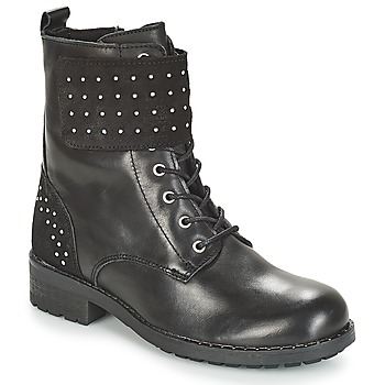 Shoes Women Mid boots André TAMAR Black