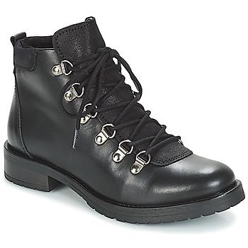 Shoes Women Mid boots André TOISE Black
