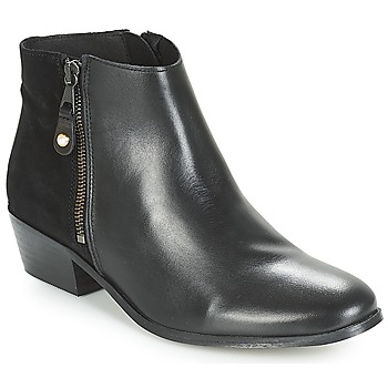 Shoes Women Mid boots André THAIS Black