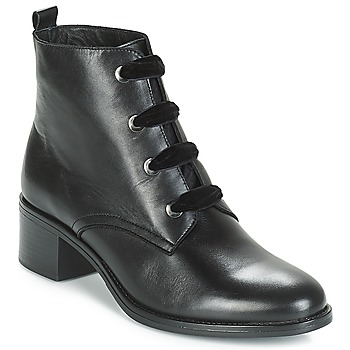 Shoes Women Mid boots André THARA Black