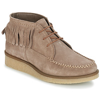 Shoes Women Mid boots André TANVI Beige