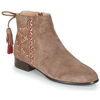 Shoes Women Mid boots André TSAR Beige