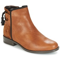 Shoes Women Mid boots André TITOL Brown