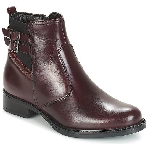 Shoes Women Mid boots André CARLIN Bordeaux