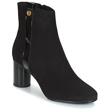 Shoes Women Ankle boots André FILO Black