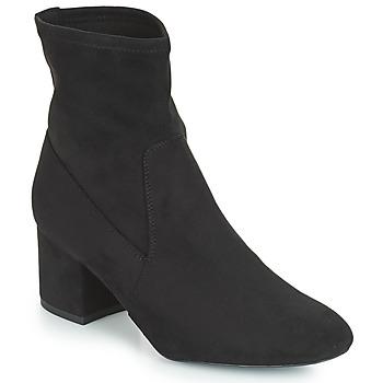 Shoes Women Mid boots André FAROUCHE Black