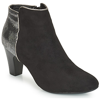Shoes Women Mid boots André FLORIE Black