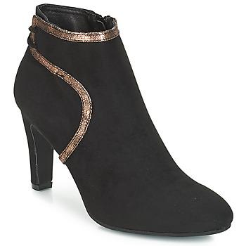 Shoes Women Ankle boots André AUREL Black