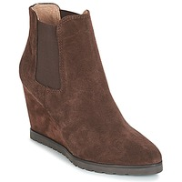 Shoes Women Ankle boots André TONKA Brown