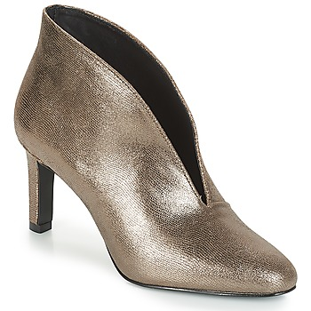 Shoes Women Court shoes André FILANE Gold