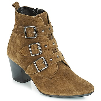 Shoes Women Ankle boots André TRACY Kaki