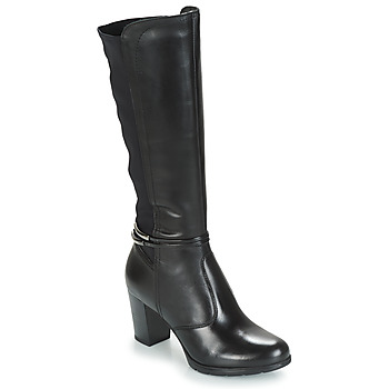 Shoes Women Boots André TANIA Black